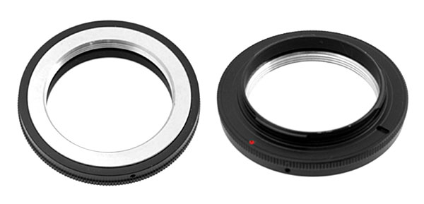 42mm Macro Lens Reversal Filter Adapter Ring for Camera Olympus 4/3