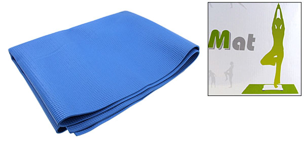 Exercise Fit Sports Yoga Mat for Wii Fit Balance Board