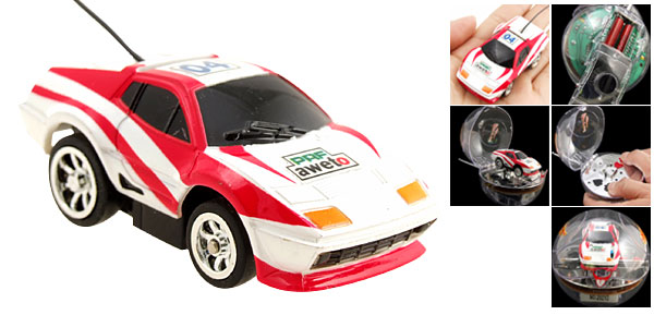 New Toy Car Racing Mini Remote Control RC  Speed Racer Auto 04