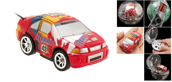 New Toy Car Racing Mini Remote Control RC Speed Racer Auto Red