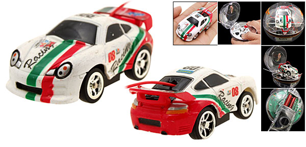 New Toy Car Racing Mini Remote Control Speed Racer Auto 08