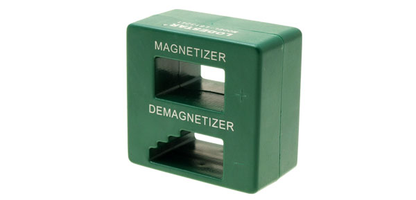 Screwdriver Magnetic Tool Magnetizer Demagnetizer Box Set