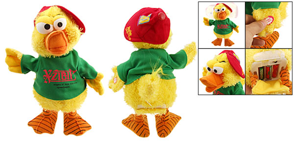 Cute Great Gift Funny Singing Duck Toy