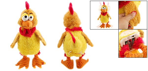 Great Gift Funny Singing Cluck Chicken Toy