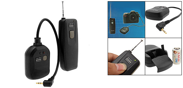 Shutter Release Wireless Remote Control for Camera Canon WRS-C1