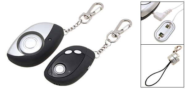 Mini Electronic Personal Security Anti-theft Alarm