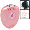 Mini Pink Portable Ionic Air Fresh Purifier Machine