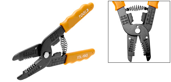 Wire Stripper Wire Cutter Steel Wire Cutter Pliers Wire Loop Scale Crimping Tool