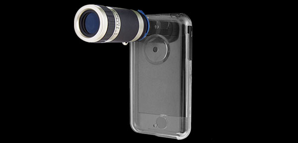 6 x  Camera Telephoto  Zoom Lens for iPhone