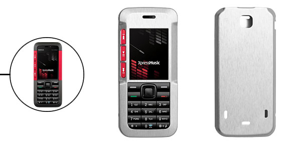 Aluminum Case for Nokia 5310 Cell Phones