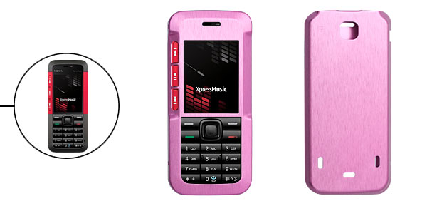 New Luxury Aluminum Metal Case Skin for Nokia 5310