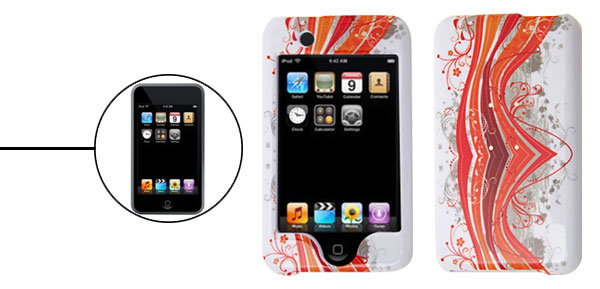 New Cute Plastic Protector Hard Case for iPod Touch 1st Generation