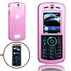 Fashion Slim Aluminum Metal Case Skin for Motorola L9