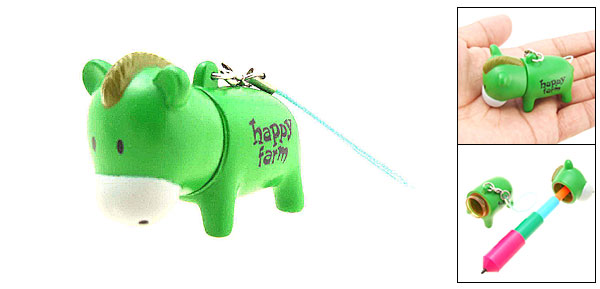 Donkey Retractable PDA Touch Screen Pen Phone Strap