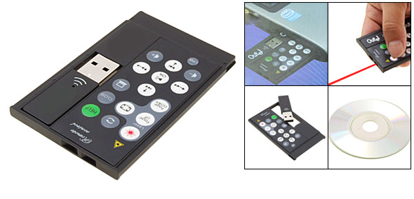 Intelligent Wireless USB Laptop Remote Control (RMNB-RFA1)