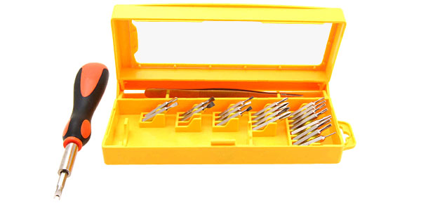 20 Bit Screwdriver Sets Repair Tool (8904)