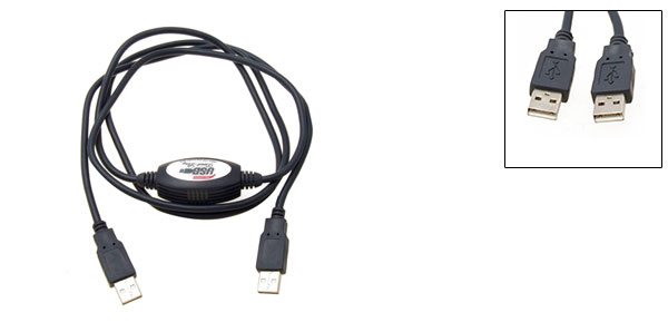 1.5m High Speed PC Computer USB to USB Data Transfer Cable