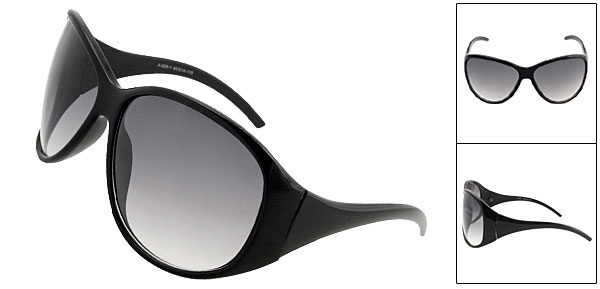 Fashion Sun Glasses Black Ladies Sunglasses