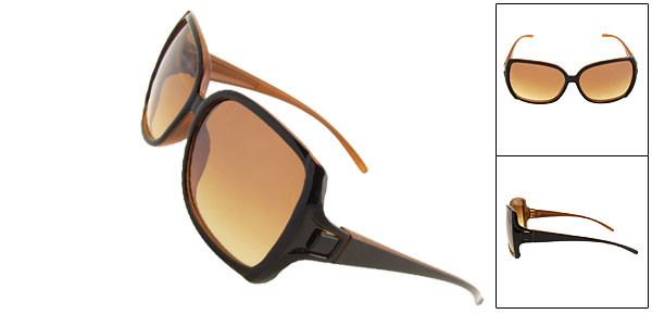 Latest Fashion Womens Sunglasses Brown Eyewear Sun Glasses
