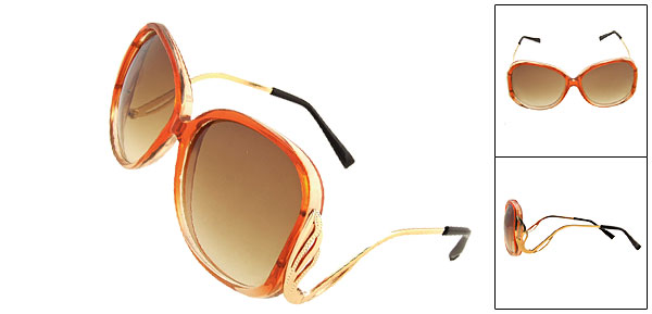 Fashion Phoenix Amber Womens Eyewear Sunglasses