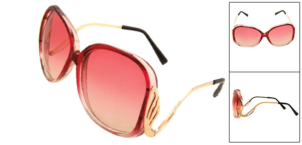 Red Phoenix Fashion Women's  Eyewear Sunglasses