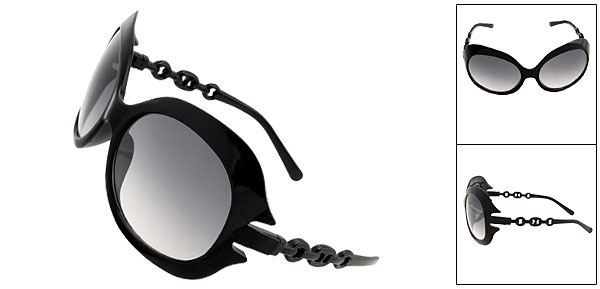 Fashion Soports Womens Sunglasses Eyewear Black