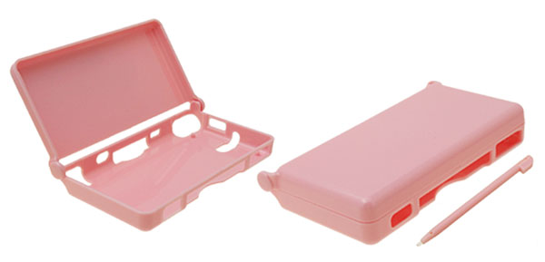 Hard Plastic Case for Nintendo DS Lite Pink