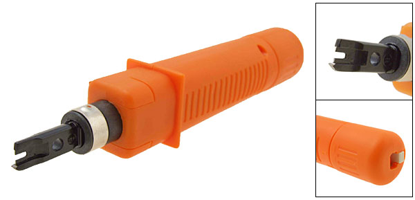 New 110/88 Impact Punch Down Tool Orange