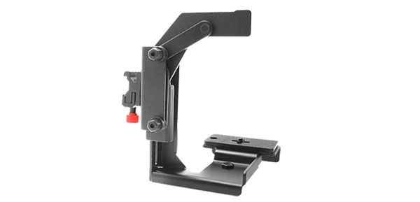 Digital Camera Flip Flash Bracket