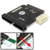 "2.5"" Hard Drive HD IDE to 3.5""HD Adapter Converter Board w/FPC Po..."