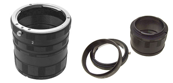 Camera Extension Tube Ring 50/50/58mm for Camera Canon
