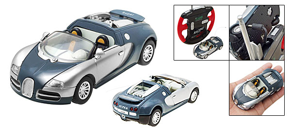 RC Remote Control Racing Car Convertible Toys Hobbies