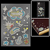 Adhesive Notebook Cell Phone PDA iPod NDS Art Sticker
