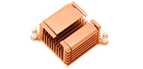 Aluminum Computer CPU Cooler Heatsink Radiator