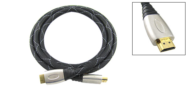 1.8M Male to Male HDMI Cable for HDTV HD DVD