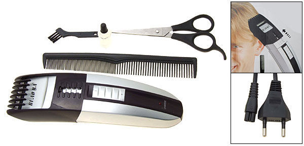 Fashion Integrated Comb Professional  Hairdressing Hair Cutting Set