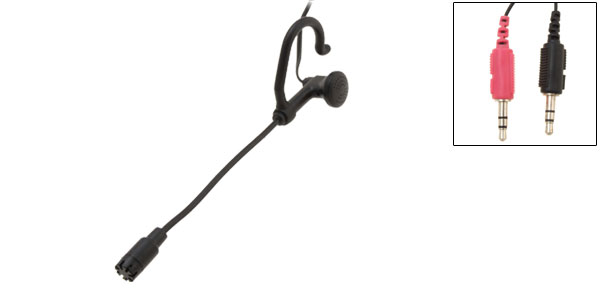 PC Internet Headset Microphone Earphone MIC for Skype MSN