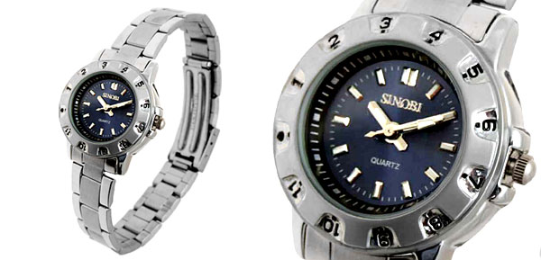 Water Proof High Quality Stainless Steel Fashion Watch
