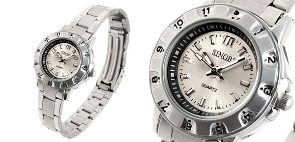 Water Proof Quartz Woman's Fashion Watch
