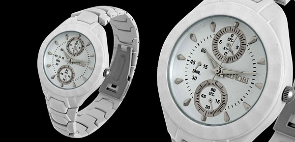 Water Proof Stainless Steel Quartz Woman Watch