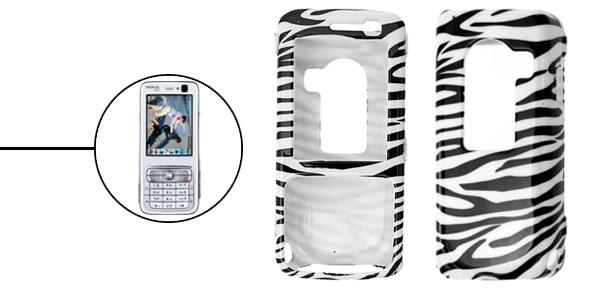 Cool Pinto Plastic Hard Case Cover for Nokia N73