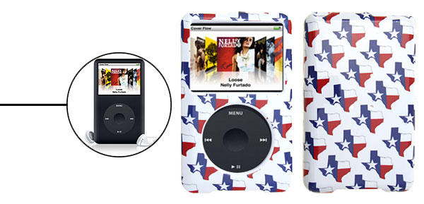 Elegant Plastic Hard Case for Apple iPod Classic 80GB