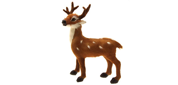 Reindeer Deer  for Office Home Decoration Toy Gift