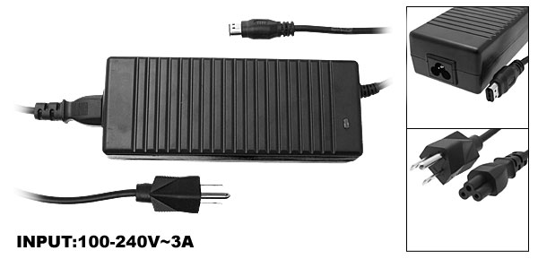 US Plug Laptop AC 100-240V Power Adapter for Compaq Presario R4000 R4100 R4200 ( PPP003SD ADP-50SB )