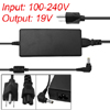US Plug Power Cord 100-240V Laptop AC Ad...