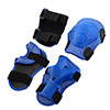 Blue Children Knee and Elbow Protection Pad for Cycling Roller Skating