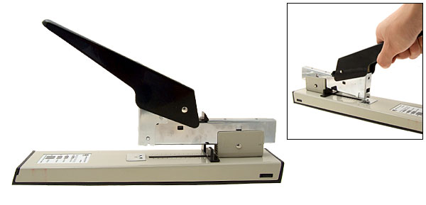 Office Stationery Paper Document Metal Staple Stapler