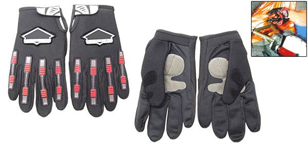 Sports Driving Mountain Bike Motorcycle Gloves Black