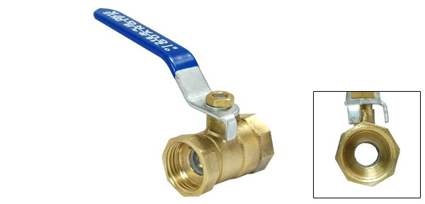 Brass Bronze Ball Valve for 1/2