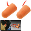 Soft Foam Ear Plugs Corded Hearing Safety Hunting Shooting Gear